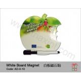 AD-0-10磁石貼(白板)