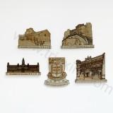 AD-0-16木頭磁石