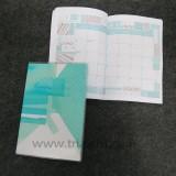 BA-0-14日記簿(彩印PVC套)