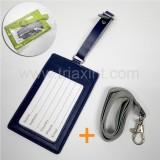 JA-0-32證件套+行李牌+頸繩(3合1套裝)