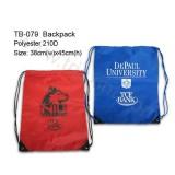 TB-079索繩背包