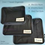 TB-1064旅行收納套裝 (3-in-1)