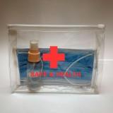 TB-1076PVC拉骨袋口罩袋