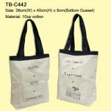 TB-C442棉布袋 Cotton Bag