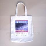 TB-85312oz 米白色棉布袋--風琴款中号